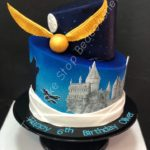 Harry Potter 6th Birthday Cake at the Cake Stop